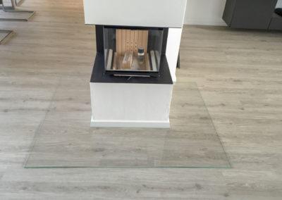 Kaminbodenglas praktisch