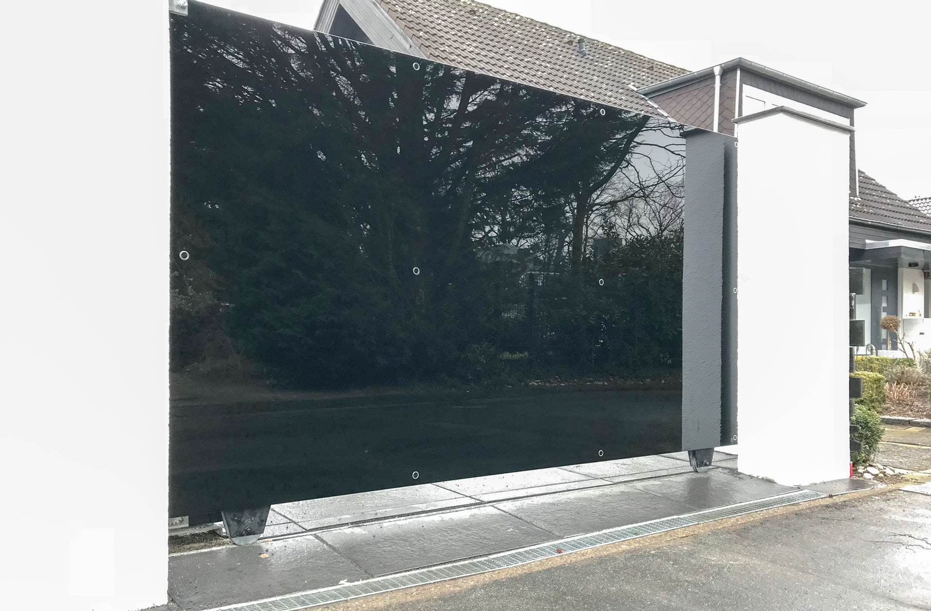 Besondere Ideen In Glas Glasverkleidungen Immer Ein Unikat